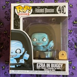 Haunted Mansion Ezra In Doom Buggy Funko POP Rides